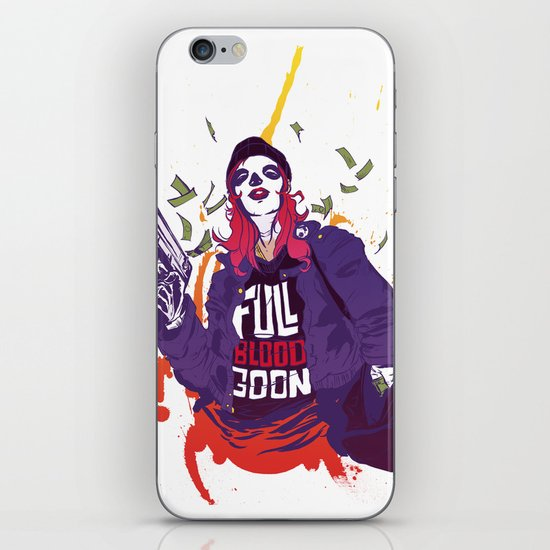 Guns N' Honey : Full Blood Goon x Cool iPhone & iPod Skin