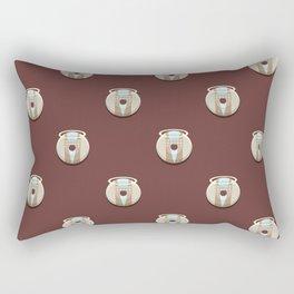 Aziraphale Rectangular Pillow