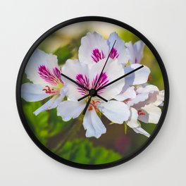 203 - That garden Wall Clock