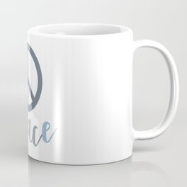 Peace- The symbol of peace Coffee Mug