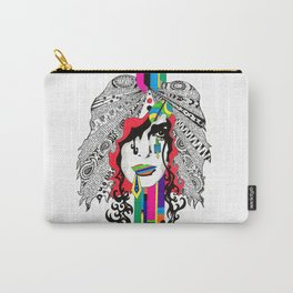 The Lost Woman Carry-All Pouch