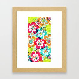 Tropics Framed Art Print