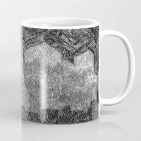return Mugs featuring return 2 by Barbara R.