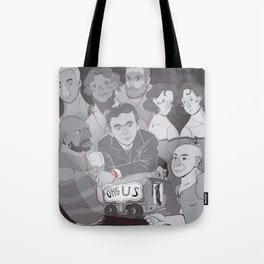One of Us Tote Bag