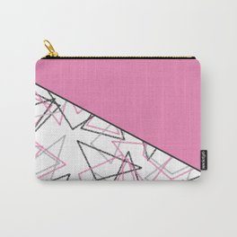 Abstract pink combo pattern . Carry-All Pouch