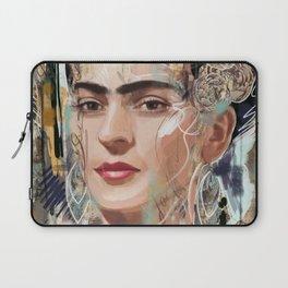 Frida Kahlo Tribute Laptop Sleeve