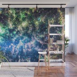 Granny Smith Nebula Wall Mural