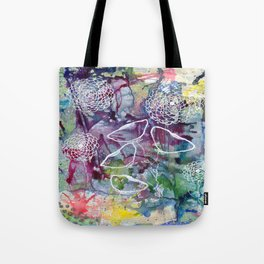 Depth of Music Tote Bag