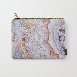 Crazy lace agate Carry-All Pouch