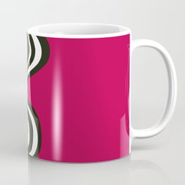 Psychedelic 60s Oil Pattern Coffee Mug