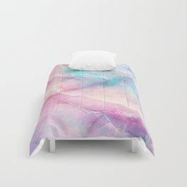 Iridescent marble Comforters