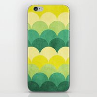 scales iPhone & iPod Skins featuring Scales by Arcturus