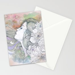 Le Vent II Stationery Cards