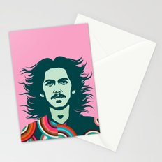 Wind Man Stationery Cards