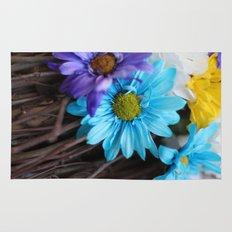 Gerbera daisy Flowers  Rug