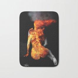 INNER FLAME Bath Mat