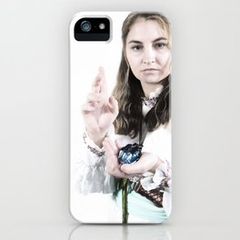 Aasimar Cleric of Enlil - Cosplay iPhone Case