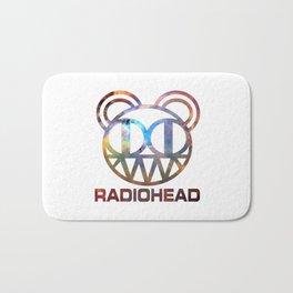 radio head custom galaxy Bath Mat