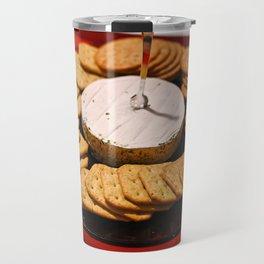 Cheese and Crackers Travel Mug