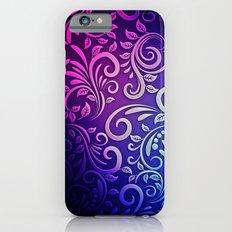 LIKE A FLOWER XXXVIII iPhone 6s Slim Case