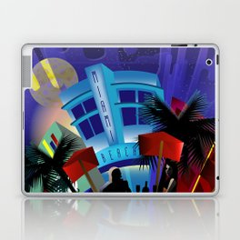Miami Beach Laptop & iPad Skin