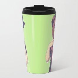 Scolopendra scarf Travel Mug