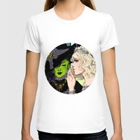 wicked T-shirts featuring Wicked by Natalie Nardozza