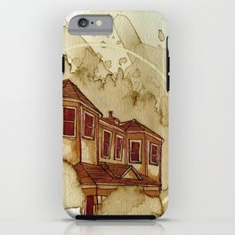 Coffee House iPhone Case