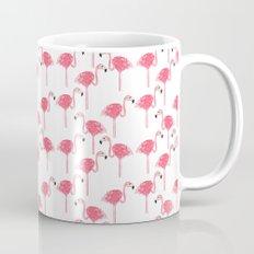 Flamingo Pattern Mug