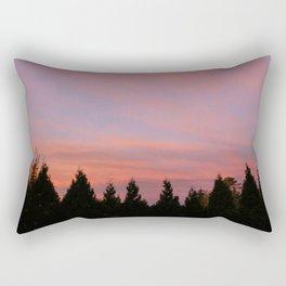 Bellingham, WA November Sunrise 2 Rectangular Pillow