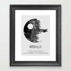 Star Wars - Return of the Jedi Framed Art Print