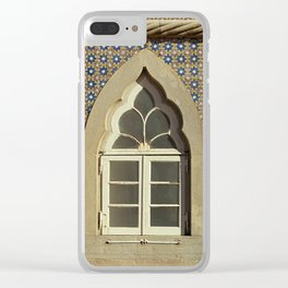 Pena Palaces 3 Clear iPhone Case