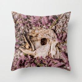 In Memorium Throw Pillow