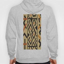 African Tribal Pattern No. 19 Hoody