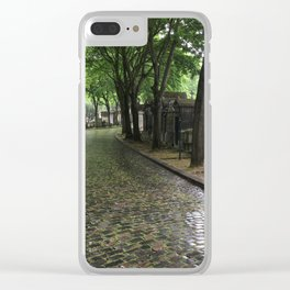 Avenue of the Dead Clear iPhone Case