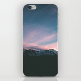Mount Saint Helens III iPhone Skin
