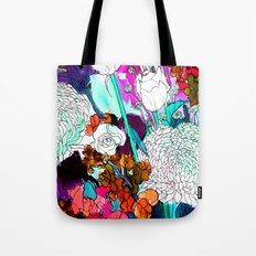 forest flowers 3 Tote Bag