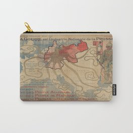 Vintage poster - Prussia Carry-All Pouch