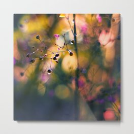 The Rainbow Forest II Metal Print
