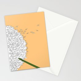 Flying ants Stationery Cards