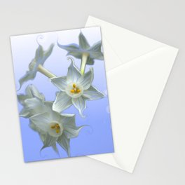 Paperwhite Daffodils  Stationery Cards