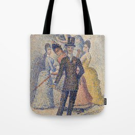 The Ladies' Man Tote Bag