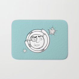Motor Moon Bath Mat