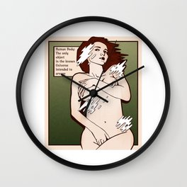 Object Wall Clock