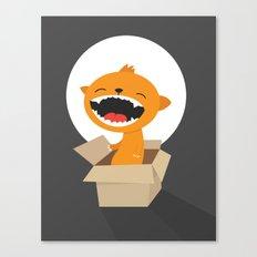 Surprise Canvas Print
