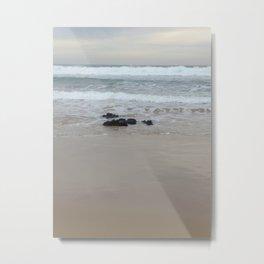 Serenity Shores #4 Metal Print