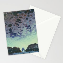 Reflecting On the Capital Stationery Cards