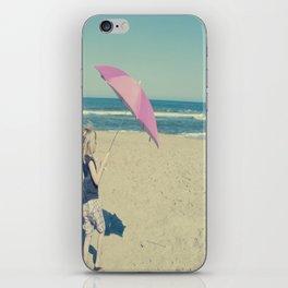 Beach Whirl iPhone Skin