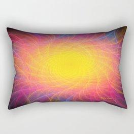 Nitrous Burn Rectangular Pillow