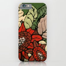Autumn Flowers iPhone 6s Slim Case